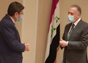 الکاظمی: برای عبور از شرایط دشوار در کنار ایران هستیم