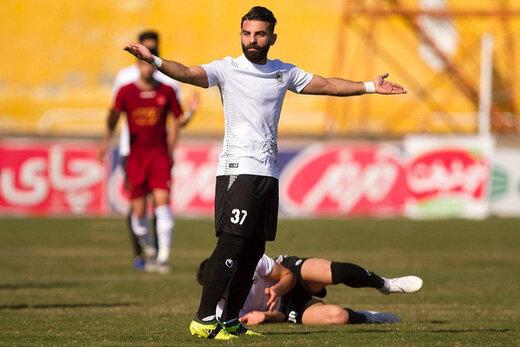 شریفات: بهترین انتخاب فوتبالیام شاهین بوشهر بود