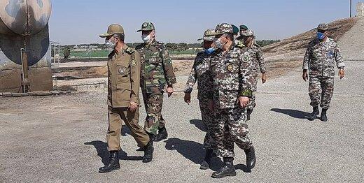 قولهای معیشتی و اقتصادی فرمانده کل ارتش به نیروها و کارکنان آجا