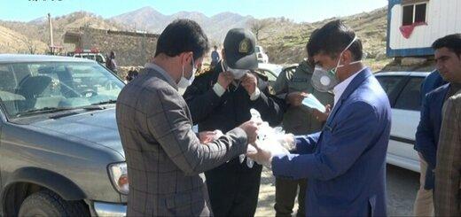راهاندازی ایستگاههای غربالگری در ورودی شهر یاسوج