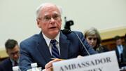 ادعای آمریکا درباره حکومت بشار اسد
