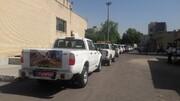 گشت ویژه نظارت بر خرید گندم در قزوین راه اندازی شد
