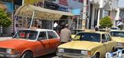 ۵۰درصد ناوگان تاکسیرانی قزوین فرسوده است