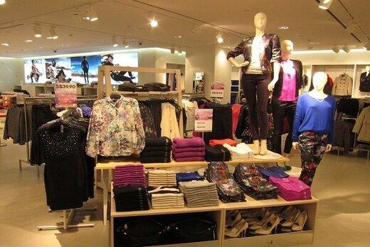 """""""۹۵ درصد پوشاک خارجی در بازار قاچاق است"""""""