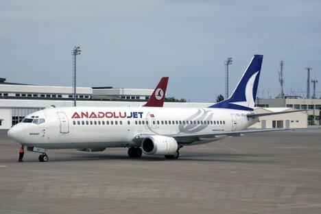 پرواز های داخلی ترکیش ایرلاینز و آنادولدوجت از اول ماه ژوئن از سر گرفته می شود!