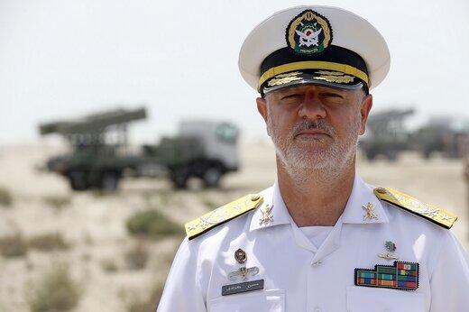 ویژگی های مهم جدیدترین موشک ارتش از زبان امیر خانزادی / به دنبال ساخت موشک های عمود پرتاب و نسل طلائیه هستیم / یورش همزمان به دشمن از ساحل و دریا