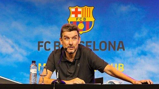 ابتلای مربی پیشین بارسلونا به یک بیماری سخت