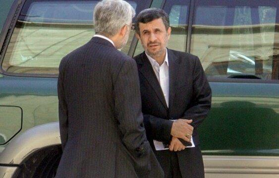 5410553 - احمدینژاد معاون اول سعید جلیلی می شود؟