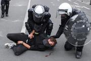 ببینید   بازداشت گسترده معترضان به نژادپرستی در کالیفرنیا