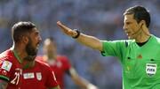 بزرگترین ناداوری تاریخ علیه تیم ملی ایران/عکس