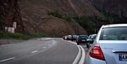 جاده های کشور، ترافیک جاده های کشور، جاده هراز، جاده چالوس