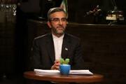 ببینید | معاون بین الملل و حقوق بشر قوه قضائیه: قاضی منصوری احتمالاً خودکشی کرده است