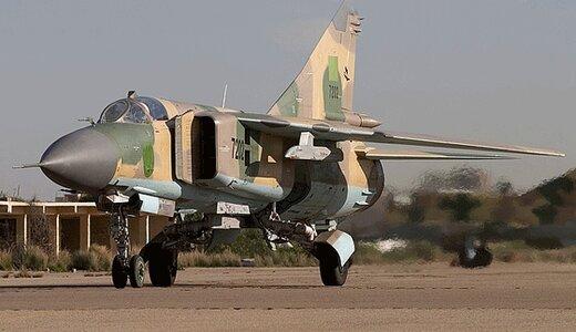 عملیات شگفت انگیز نیروی هوایی ارتش در شکار سه جنگنده با یک موشک ایرانی /اف ۱۴ ایرانی با شلیک یک موشک، سه میگ ۲۳ عراقی  را نابود کرد+عکس
