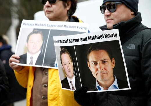 بازداشت دو کانادایی در چین به اتهام جاسوسی