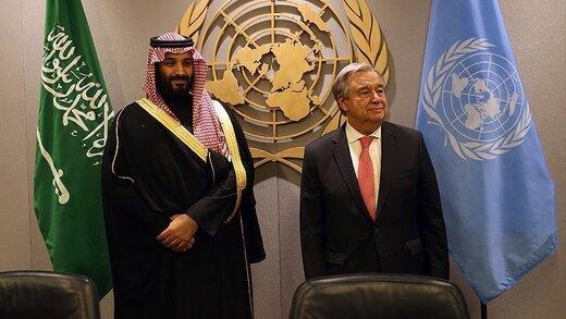 ببینید | جایزه سازمان ملل به سعودیها برای کودککشی