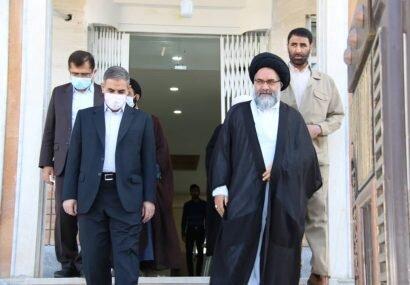 افتتاح ۷۰۰ واحد مسکونی در استان کهگیلویه و بویراحمد با حضور رئیس کمیته امداد کشور