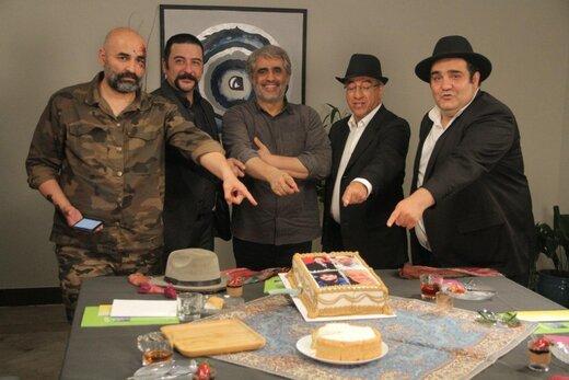 هنرنمایی بازیگر «نون خ» در «شام ایرانی» / عکس
