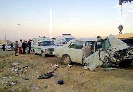 رئیس پلیس راه همدان: تصادف منجر به فوت در راههای فرعی همدان افزایش یافته است
