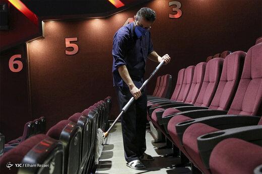 پروتکلهای بهداشتی برای بازگشایی سینماها