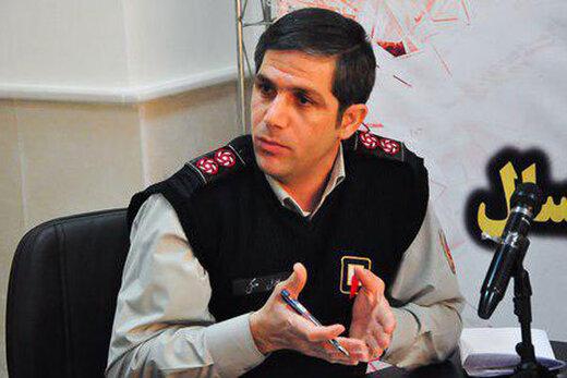 منشاء دود در آسمان جنوب تهران چیست؟