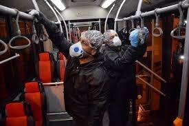 بازگشت محدودیتهای کرونایی و تعطیلی حمل و نقل عمومی شیراز