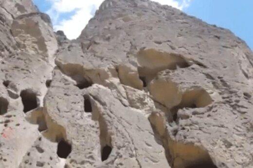 ببینید | «رینه» مکانی اسرار آمیز بیخ گوش پایتخت