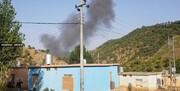بمباران سنگین شمال عراق از سوی ترکیه