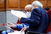 تصاویر | اکبر طبری برای پنجمین بار در دادگاه حاضر شد