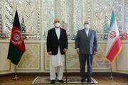 وزیر الخارجیة الأفغانی بالوکالة یلتقی ظریف فی طهران