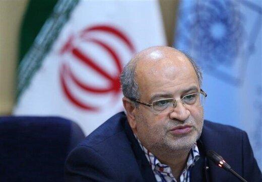 زالی: ۸۰ درصد مردم تهران مستعد آلودگی به کرونا هستند