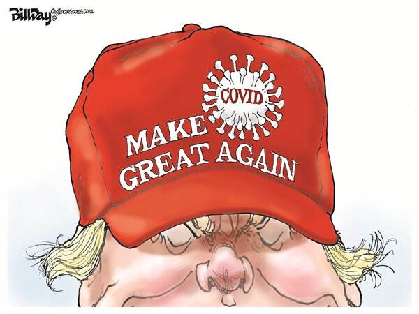 اینم شعار انتخاباتی ترامپ!