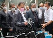 ۵۵واحد صنعتی در قزوین دچار بحران است