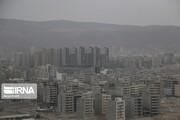 هوای آلوده در ۴ شهر کشور