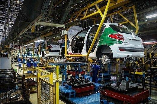 استاندارد محصولات بنزینی ایران خودرو افزایش یافت