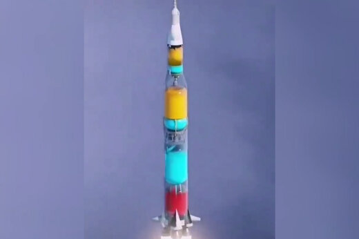 ببینید   تصویرسازی سه بعدی واقعگرایانه از مصرف سوخت در یک راکت