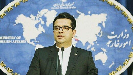 ايران تدعو العالم اجمع الى مكافحة الارهاب