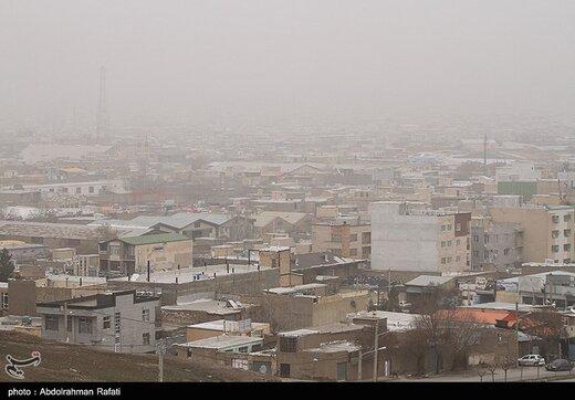 تهران در آستانه وضعیت «ناسالم» هوا