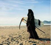 فرشته مرگی که در سواحل، انتظار انسان ها را می کشد! +تصاویر