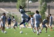 برگزاری تمرین استقلال در غیاب بازیکنان کرونایی