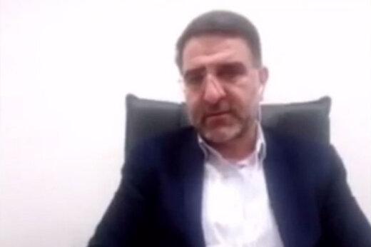 ببینید | امیرآبادی فراهانی در لایو اینستاگرامی با گزارشگر اخبار:واقعیت ندارد، مجلس نمیخواهد اینستاگرام را فیلتر کند!