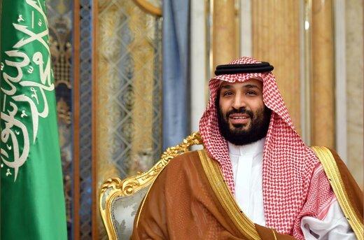 """بن سلمان تندروها را به """"مشت آهنین"""" تهدید کرد"""