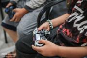 تصاویر   تفریح تابستانی کودکان در روزهای کرونایی