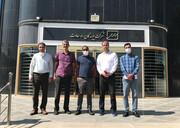 تحویل تجهیزات پزشکی اهدایی کافه بازار و دیوار به بیمارستانهای تهران و سنندج