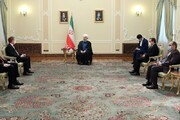 Iran will stand against US bullying even stronger, Rouhani says