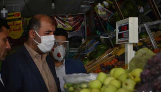 بازرسی از بازار شهر یاسوج پلمپ  و ارسال پرونده های متخلف به تعزیرات حکومتی