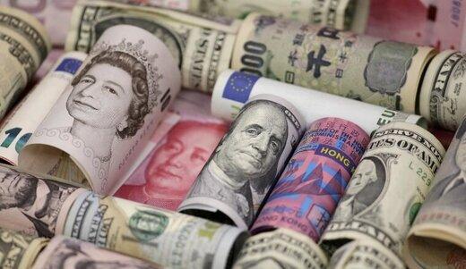 قیمت دلار، یورو و ارز در ۱۱ تیر ماه