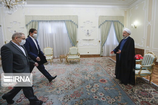 President Rouhani: Iran, Nicaragua enjoy common stances