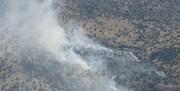 آتشسوزی در جنگلها و مراتع بویراحمد