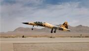پیشرفته ترین جنگنده ایرانی را ببینید و بشناسید /مجهز شدن جنگنده کوثر به بمب های هدایت لیزری و نوری+تصاویر