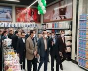"""بزرگترین شعبه فروشگاه زنجیرهای """"رفاه"""" در قزوین افتتاح شد"""